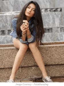 Shweta Tiwari's daughter Palak Tiwari