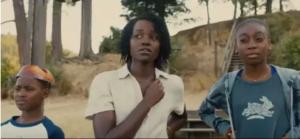 American actress Jordan Pele's horror movie 'Us'