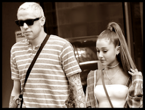 Ariana Grande and Pete Davidson relationship