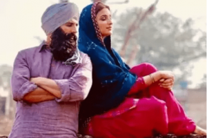 Parineeti Chopra in Film Kesri