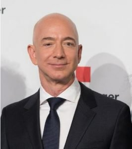 World's richest Person Jeff Bezos