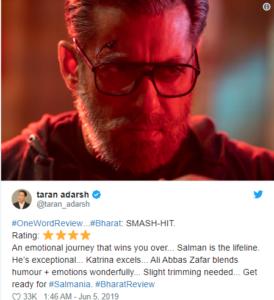 Movie Bharat