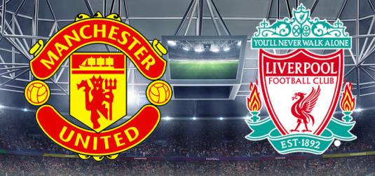 Manchester United vs Liverpool - Premier league Manchester united