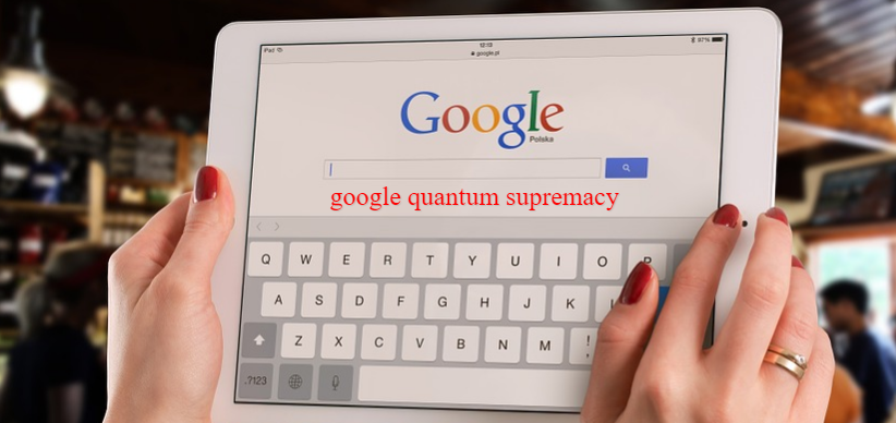 google quantum supremacy