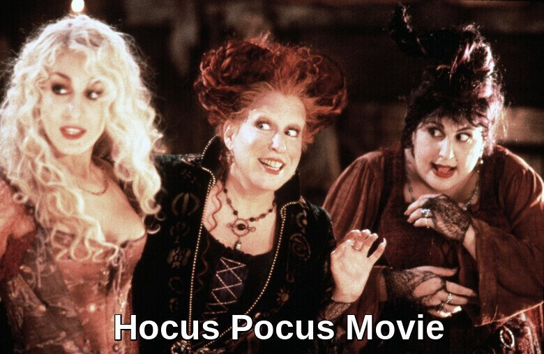Hocus Pocus - Halloween Movie- sarah jessica parker hocus pocus- good halloween movies