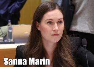 Sanna Marin, 34, new Prime Minister of Finland