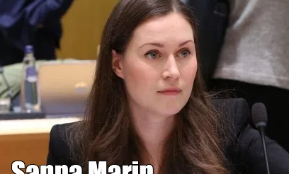 Sanna Marin, 34, new Prime Minister of Finland