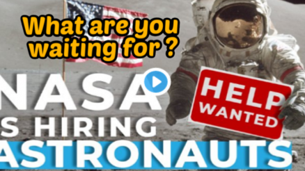 Nasa Hiring, NASA recruits new astronauts