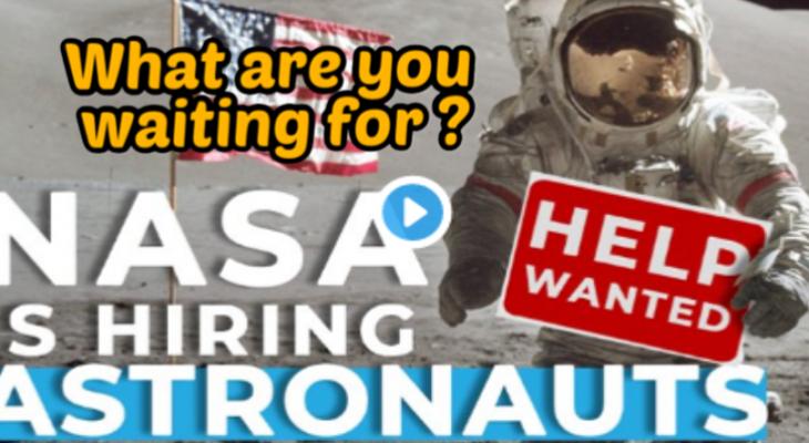 Nasa Hiring, NASA recruits new astronauts