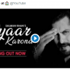 Salman khan new corona song