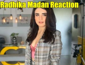 radhika madan hot