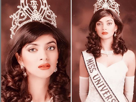 Sushmita sen miss universe: Won the Miss India title by wearing a pair of socks