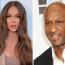 NBA - Lamar Odom approaches Khloe Kardashian, Tristan Thompson threatens him in public!