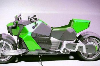 Dnper motorcycle